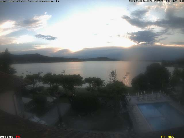Webcam a Viverone (BI)